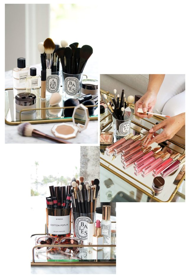West Elm Mirrored Tray Beauty Vanity Inspo 1440x2107 - Best Decorative Trays for Your Vanity + Beauty Products