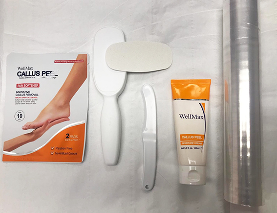 callus peel kit