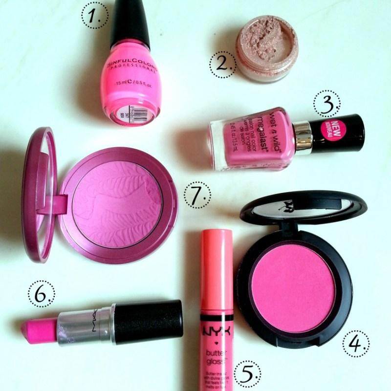 On Valentine's We Wear Pink!