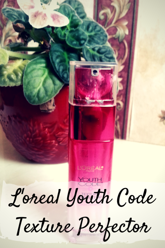 Want skin as soft as a baby? Check out this L'Oreal Youth Code Texture Perfector Serum