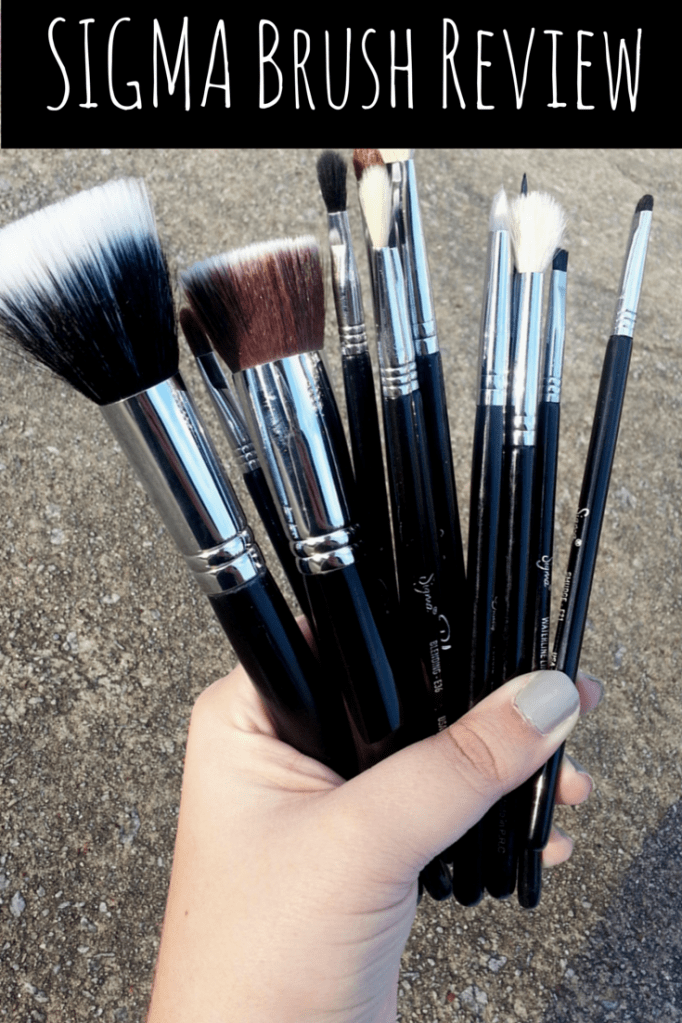 Not sure if you should invest in Makeup Brushes? Read this post on Sigma Brushes and see the brushes every girl should have.