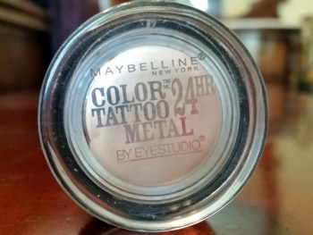 Maybelline Tattoo