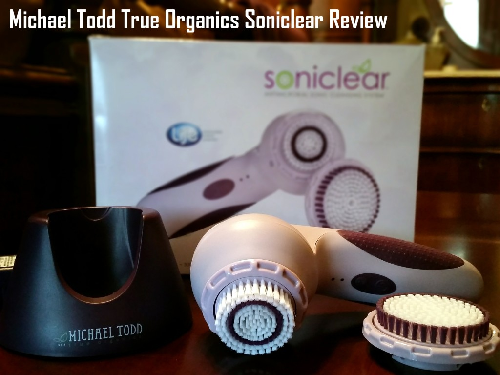 Michael Todd True Organics Soniclear Review
