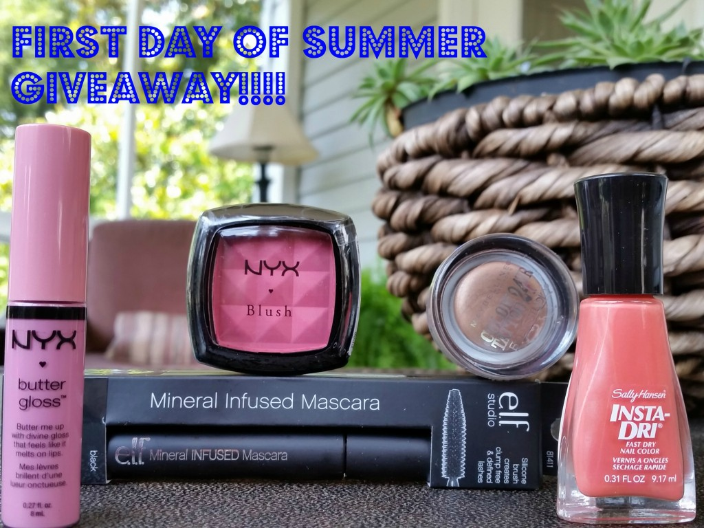 First Day of Summer Giveaway