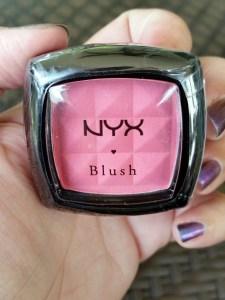 NYX Blush in Peaches