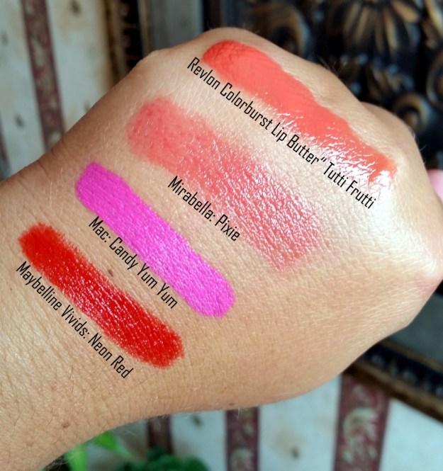 Top Summer Lipsticks