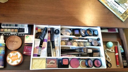 Makeup Organization Tips