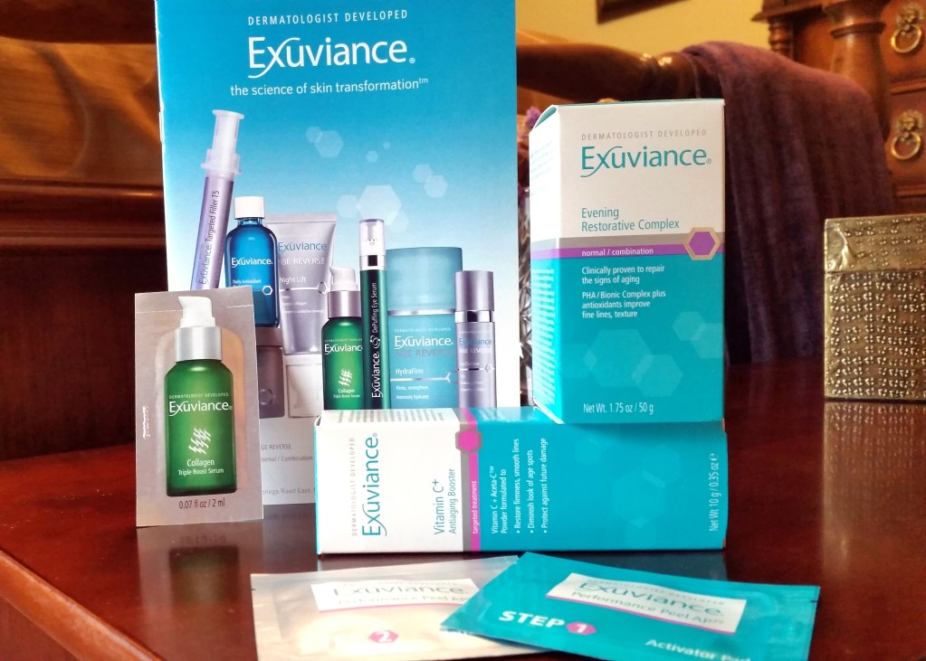 Product Review: Exuviance Skincare