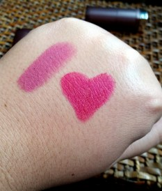 First Impressions and Review of the NEW Maybelline Matte Lipsticks.