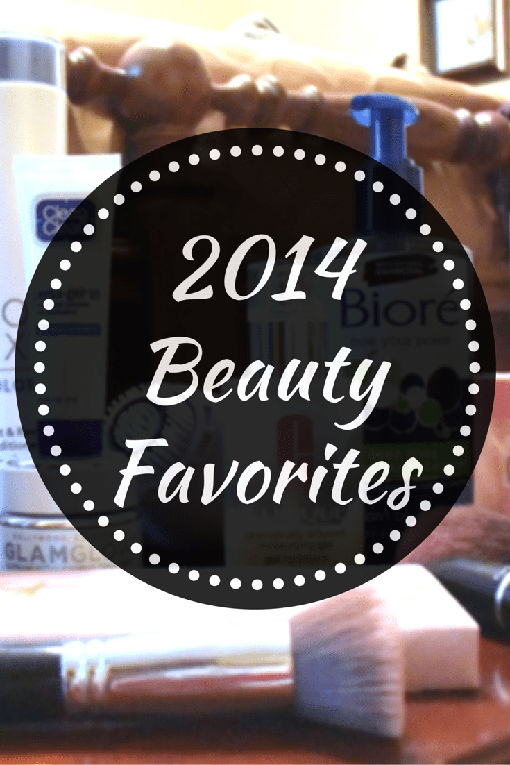 2014 Beauty Favorites... the best standout products of the year. Makeup | Skincare | Hair care | Nails