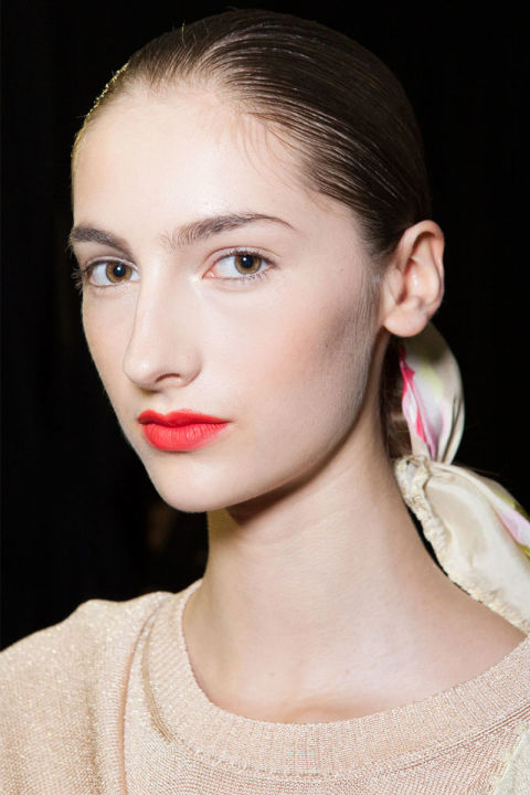 Spring 2015 Lip Trends straight from the runway and the hottest makeup artist today.