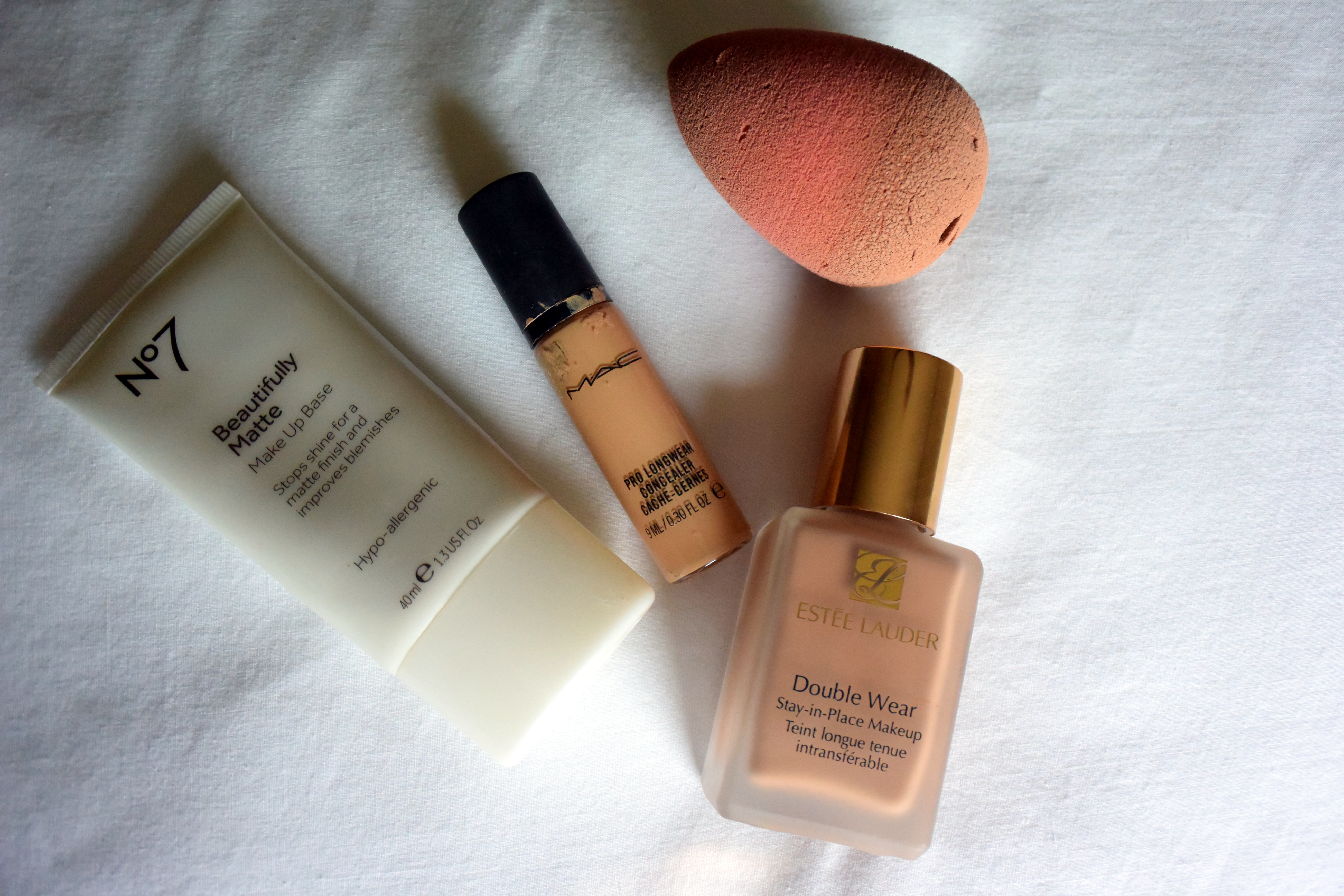 Wedding Makeup: Estee Lauder DoubleWear Stay-in-Place Foundation Review