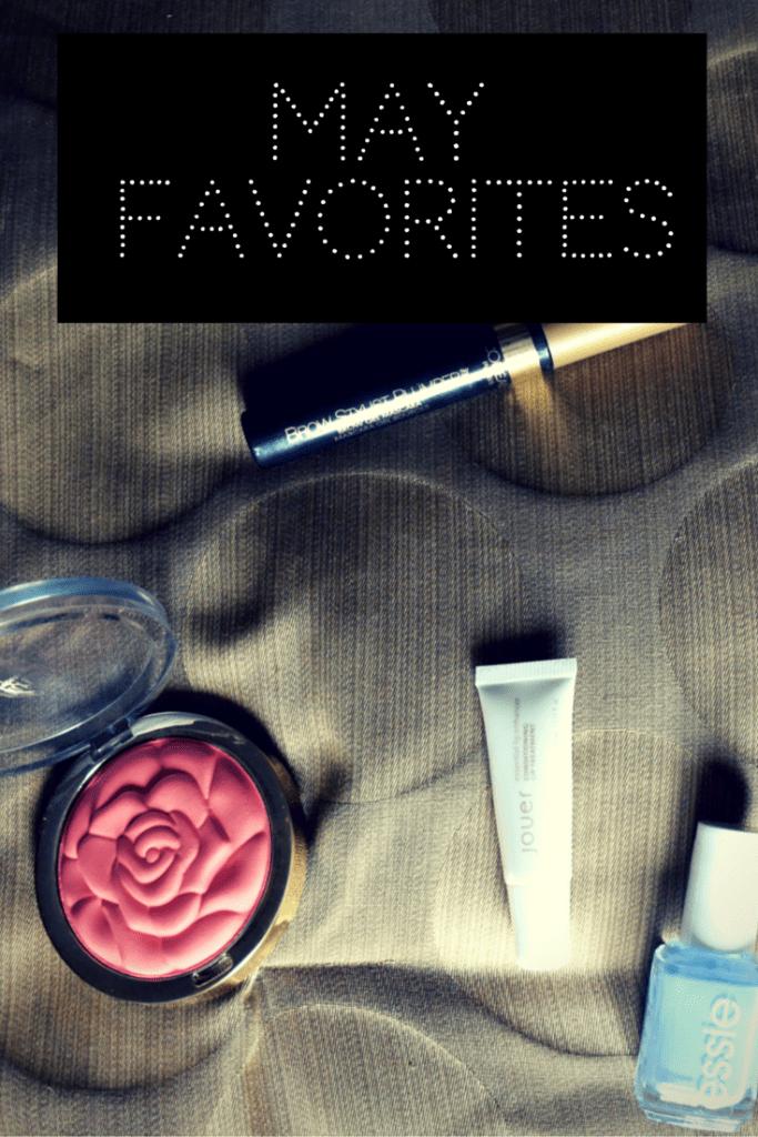 May Beauty Favorites // 2015 | Makeup and Hair