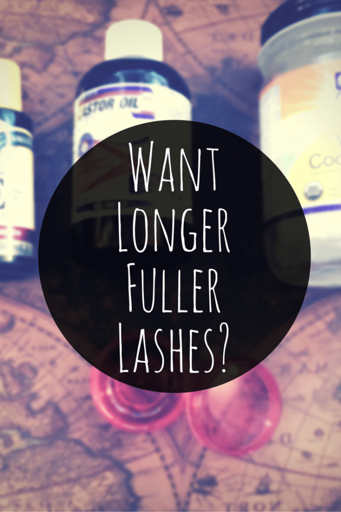 Want Longer Fuller Lashes?