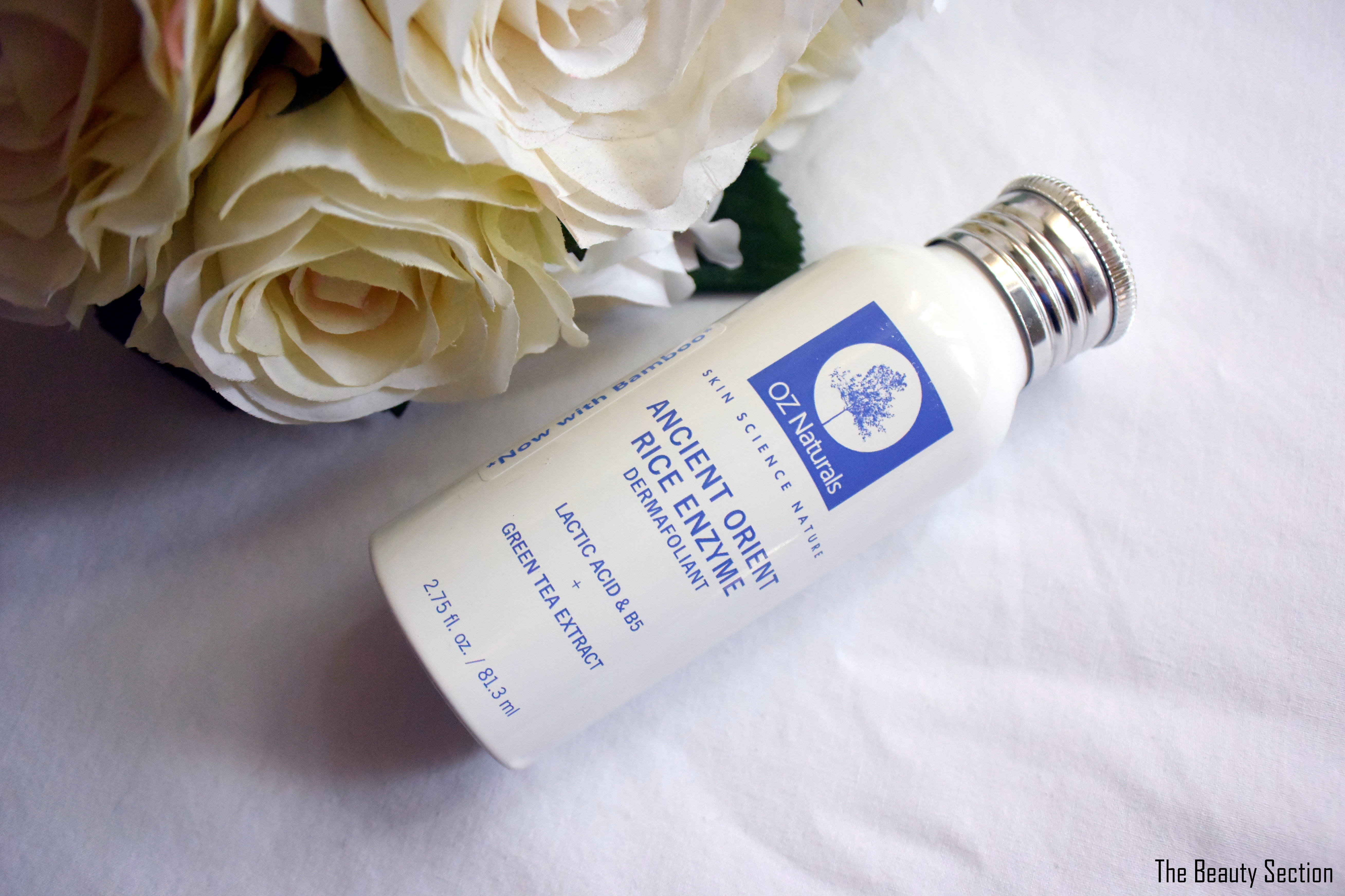 Ancient Orient Rice Enzyme Dermafoliant Review, Great for Sensitive Skin