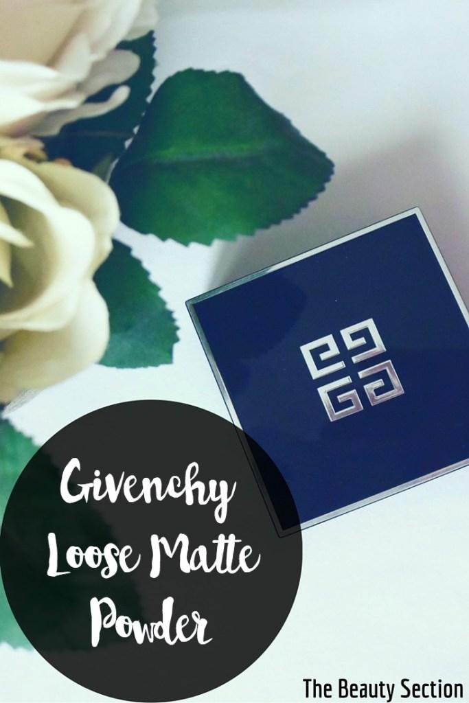 Givenchy Loose Matte Powder