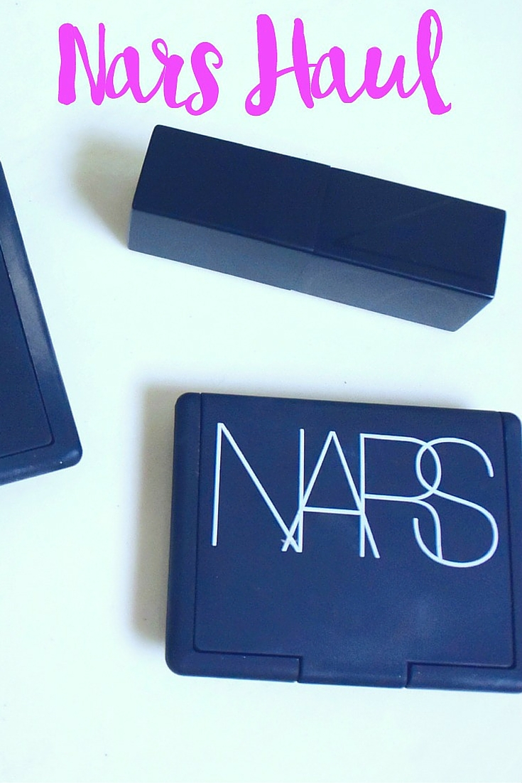 NARS Cosmetics Haul