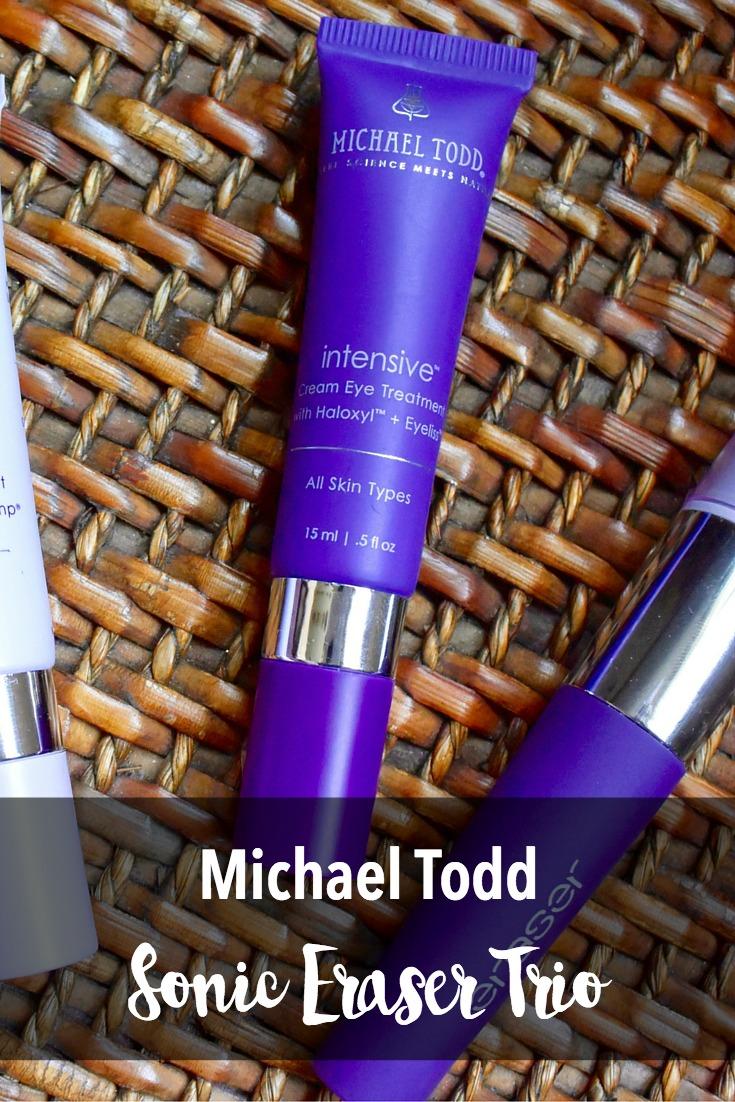 Michael Todd Eraser Trio | Skincare, Anti-Aging