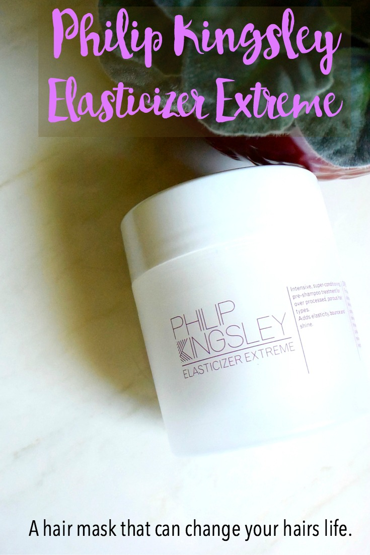 Philip Kingsley Hair Elasticizer Extreme | Could this change your hairs life?