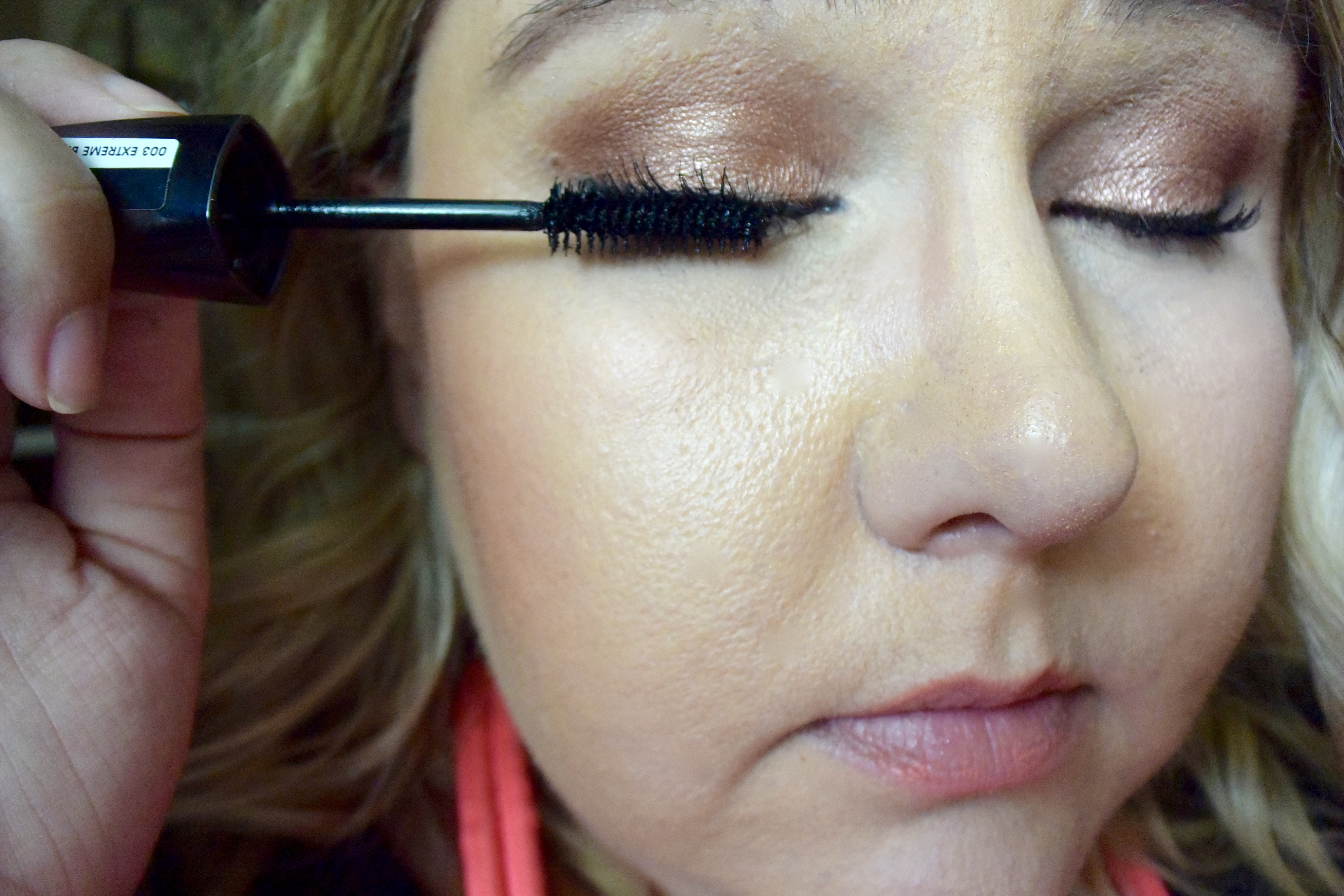Dare to Darken with Rimmel Volume Colourist Mascara