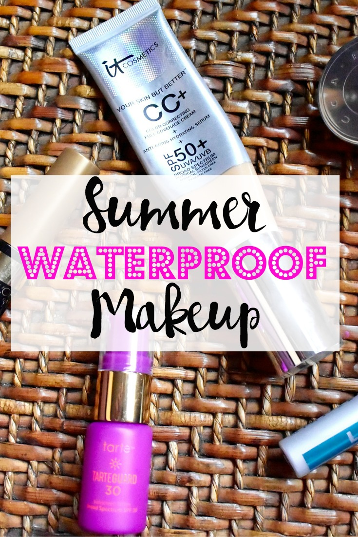 Summer Waterproof Makeup | Does it hold up under the heat and summer activities?!