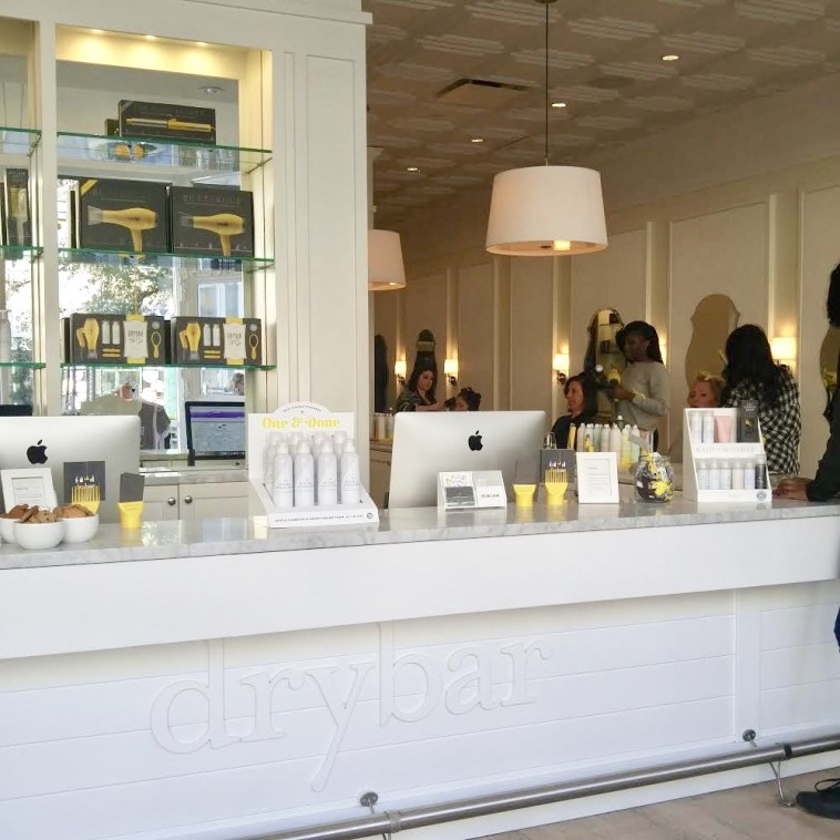 My Experience at a Drybar Salon