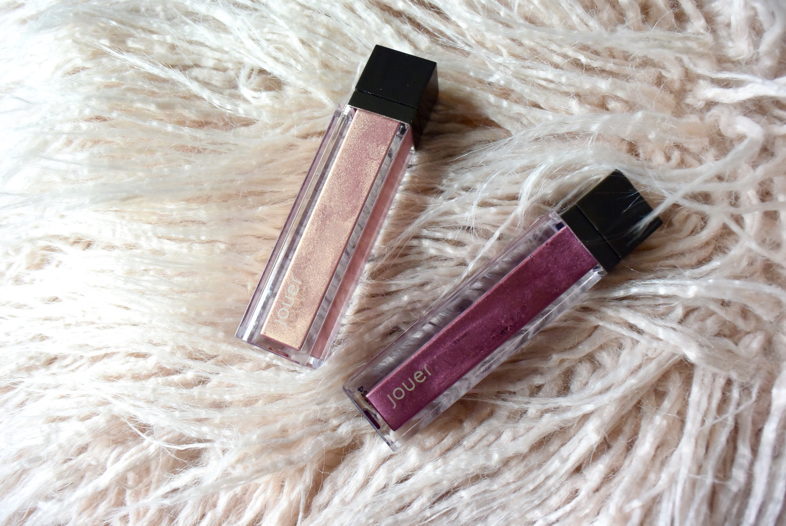 Jouer Metallic Liquid Lipstick | Papaya & Snapdragon