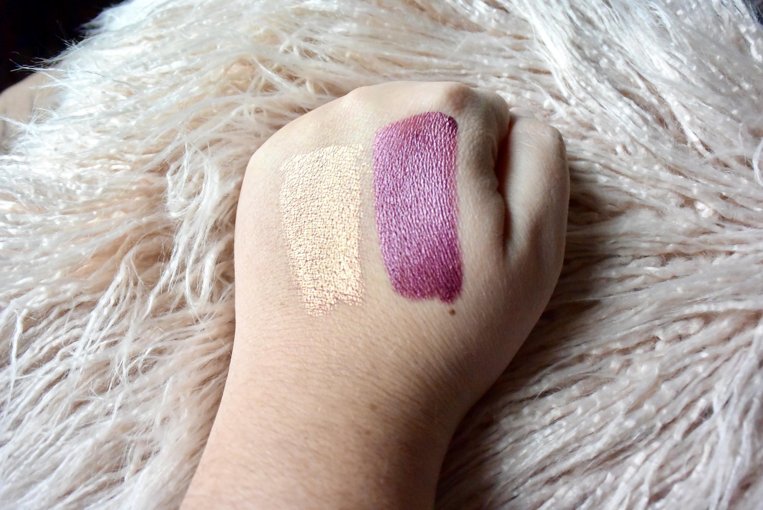 Jouer Metallic Liquid Lipstick   Papaya & Snapdragon