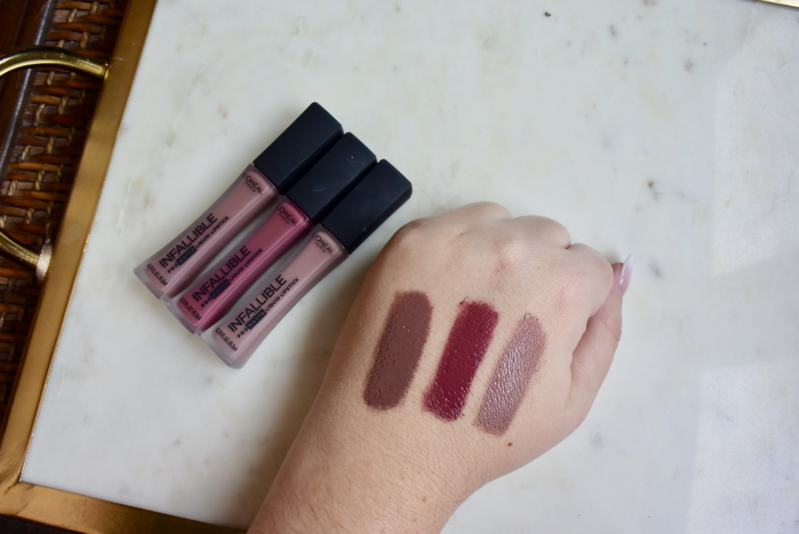 The BEST Drugstore Liquid Lipstick
