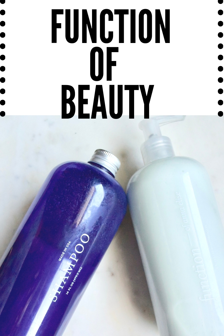 Function of Beauty | Customized Hair Care