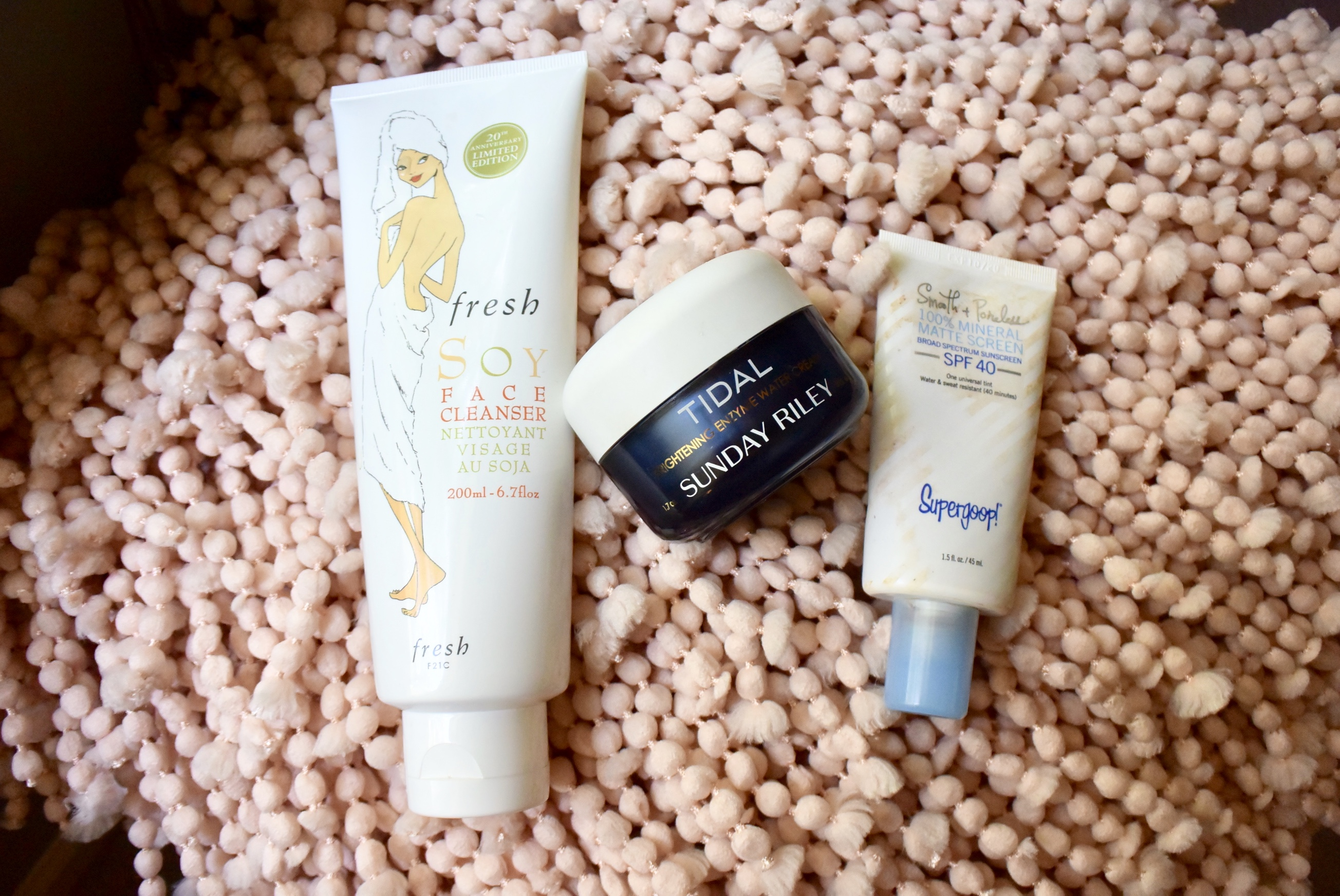 My Morning Skincare Routine for Oily Skin
