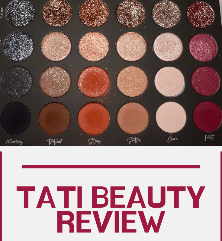 Tati Beauty Review + Swatches