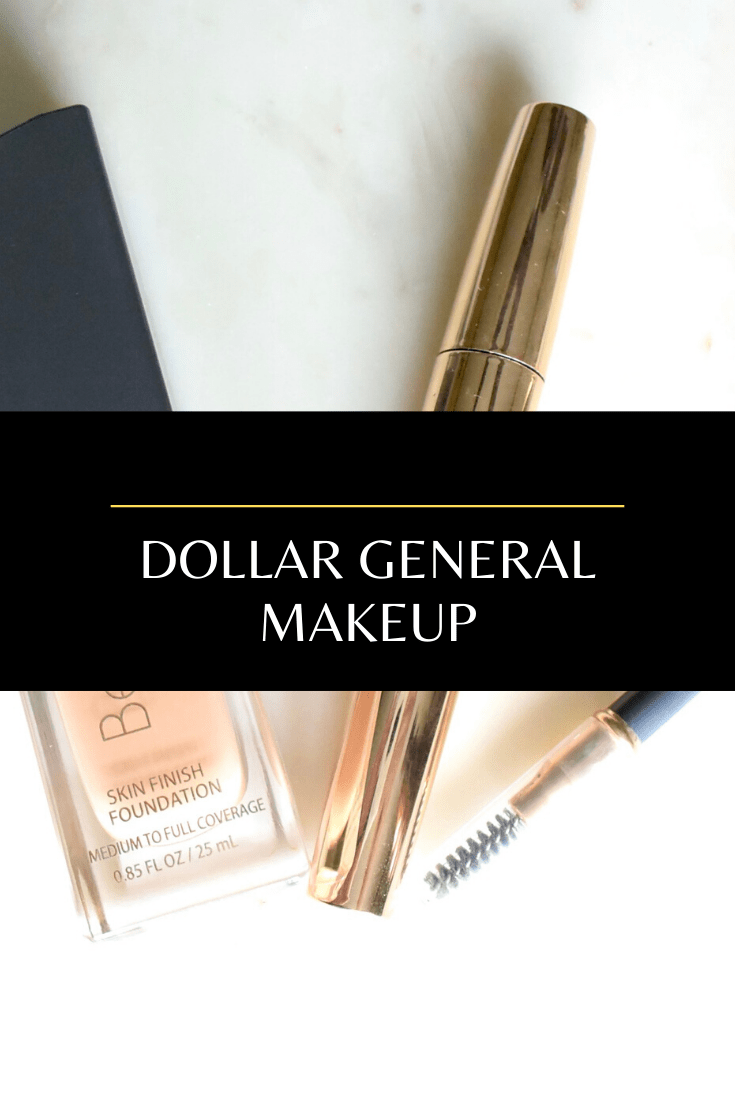 Dollar General Makeup | Affordable Beauty