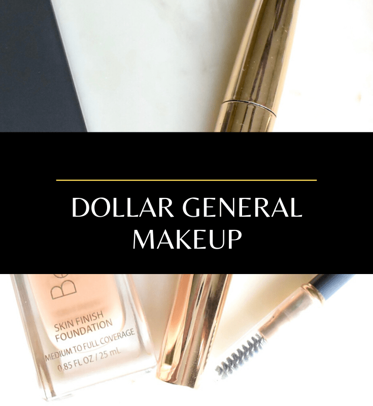 Dollar General Makeup