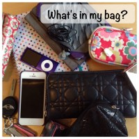 What's in my bag? #1 | The Beauty Spot