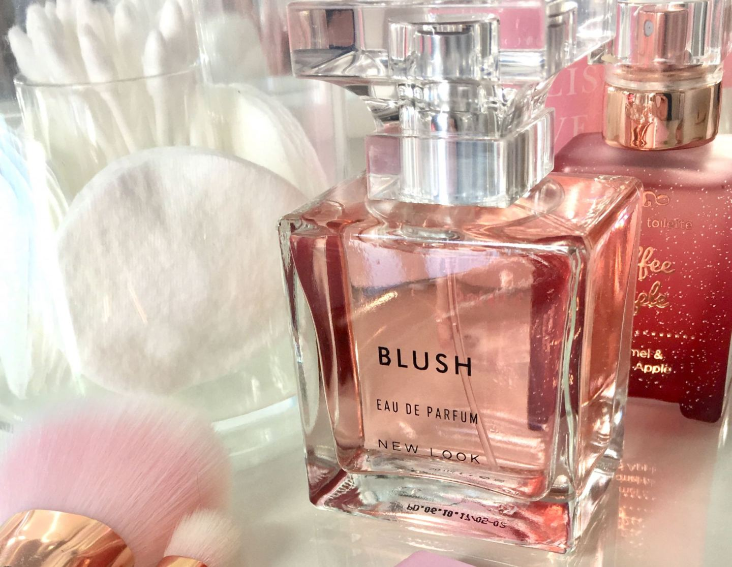 Blush fragrance by New look. A Chanel Coco dupe.