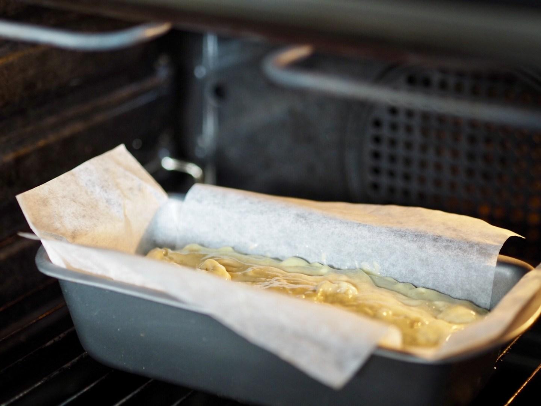 baking banana choc chip loaf cake recipe