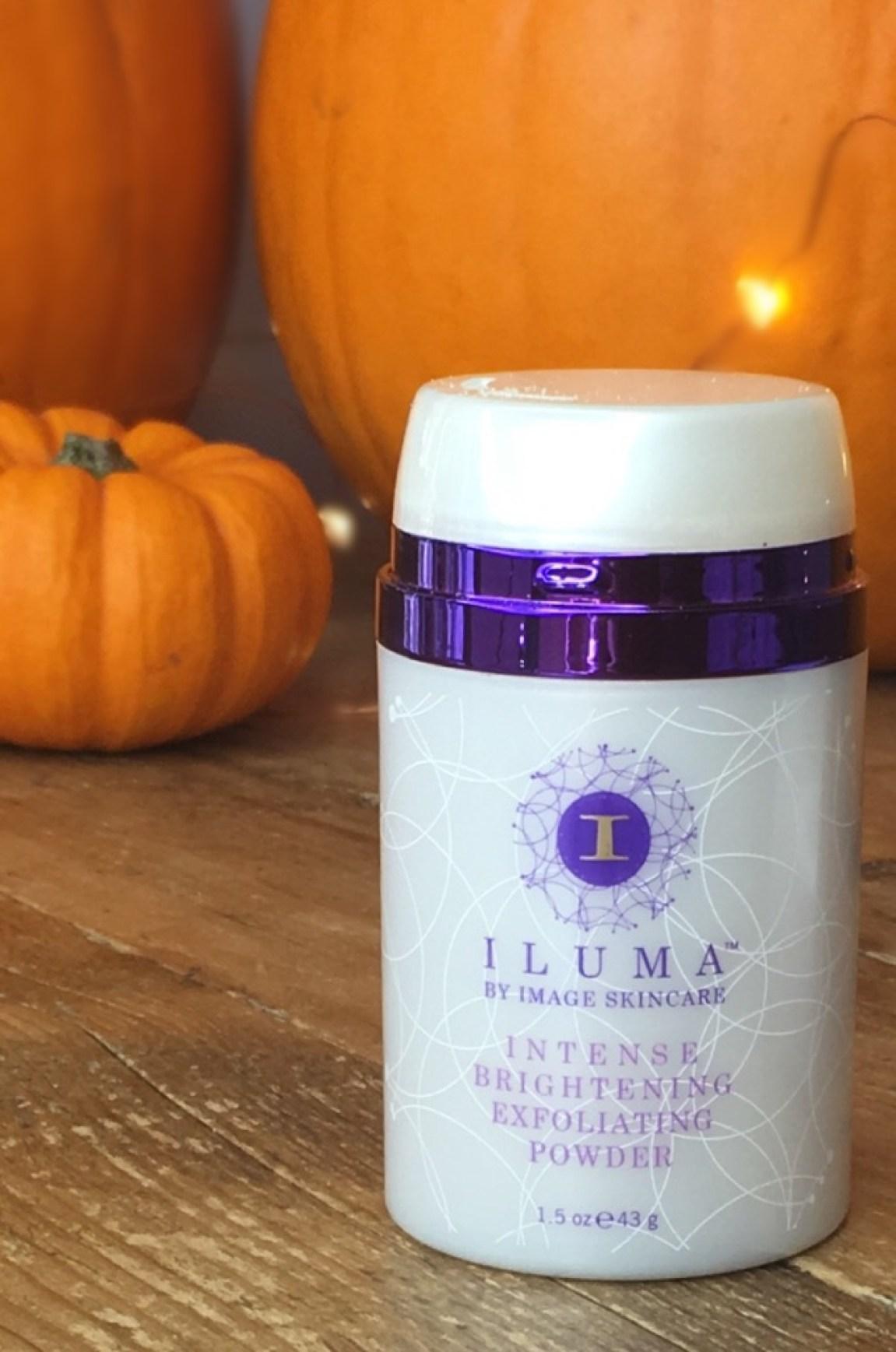 Iluma Intense Brightening Exfoliating Powder The Beauty Spyglass