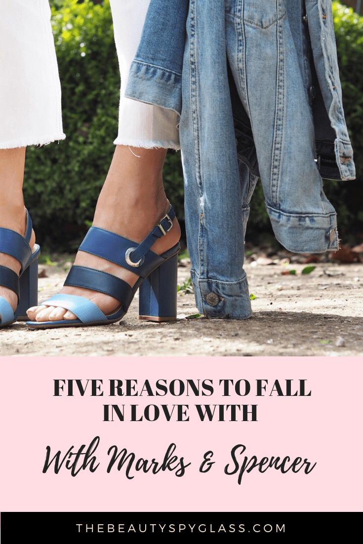 5 Reasons To Fall In Love With Marks & Spencer