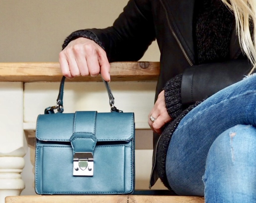 New look Theresa mini handbag.