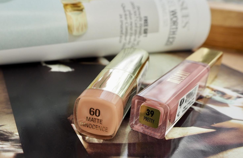 Milani lip products