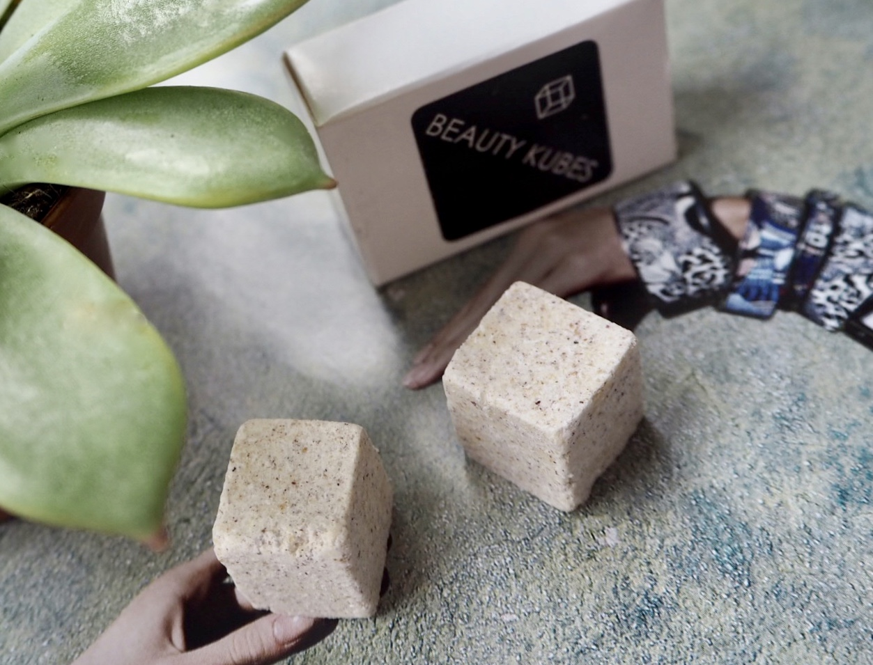 Beauty Kubes Shampoo cubes