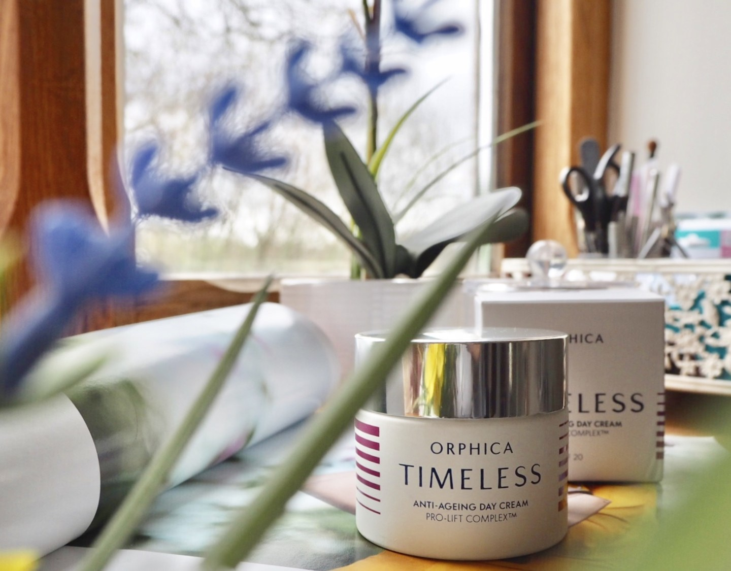 Timeless day cream. Skincare by Orphica