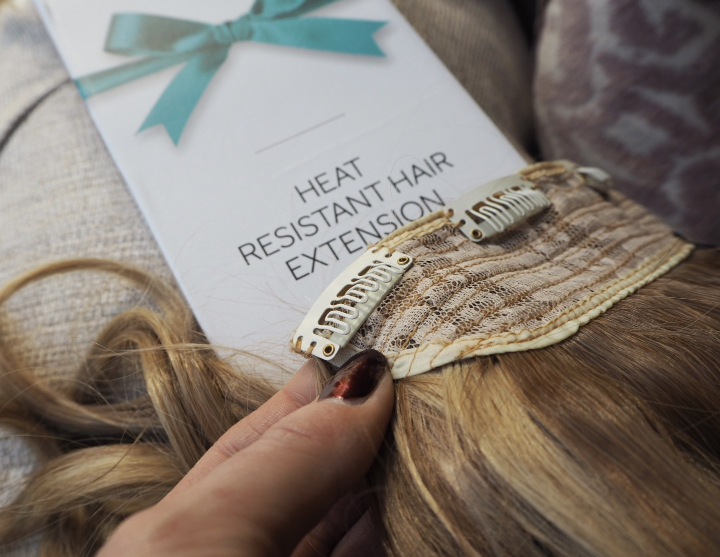 Stranded International Everyday luxury hair extensions