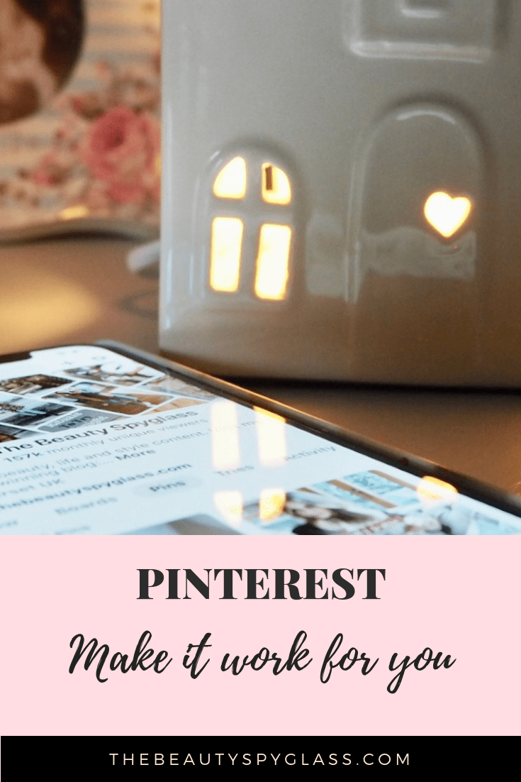 Pinterest. How to make it work for you.