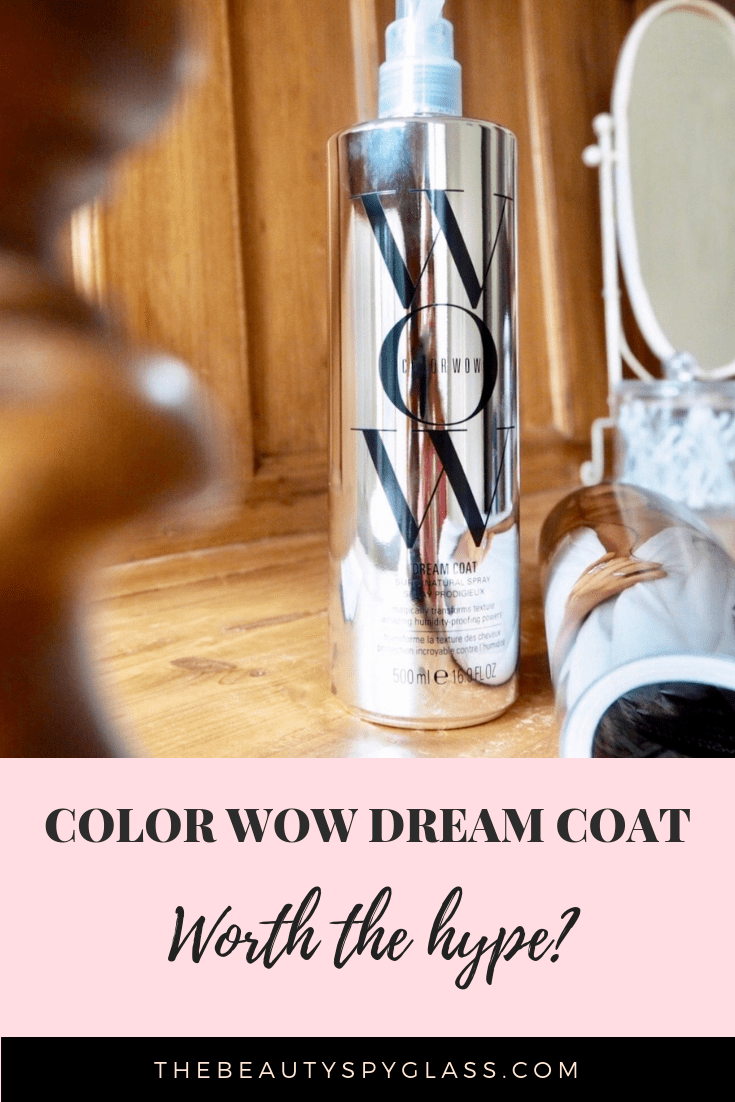 Color wow dream coat. Worth the hype?