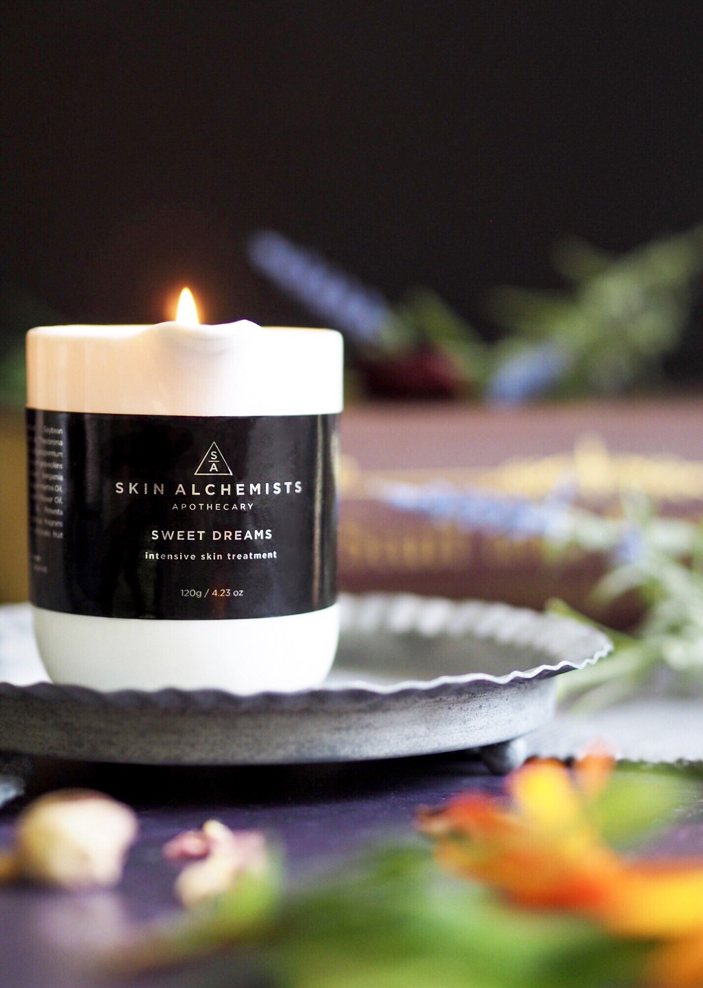 Skin alchemists Sweet dreams Candle