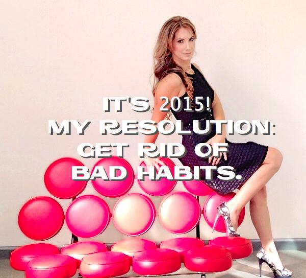 IT'S 2015! MY RESOLUTION…