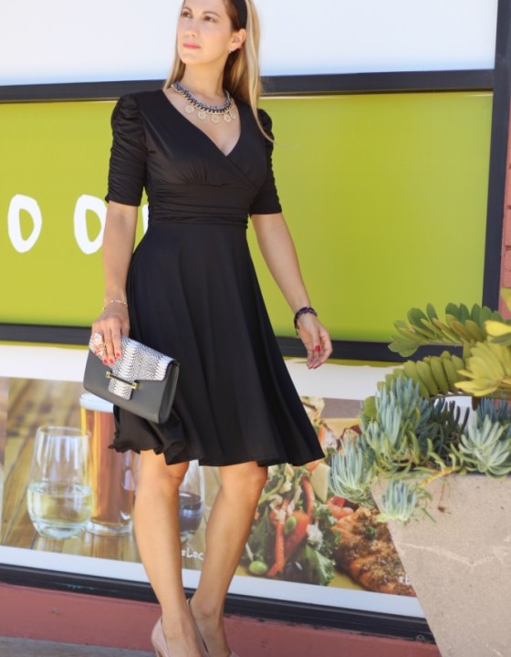3 WAYS TO STYLE A LBD