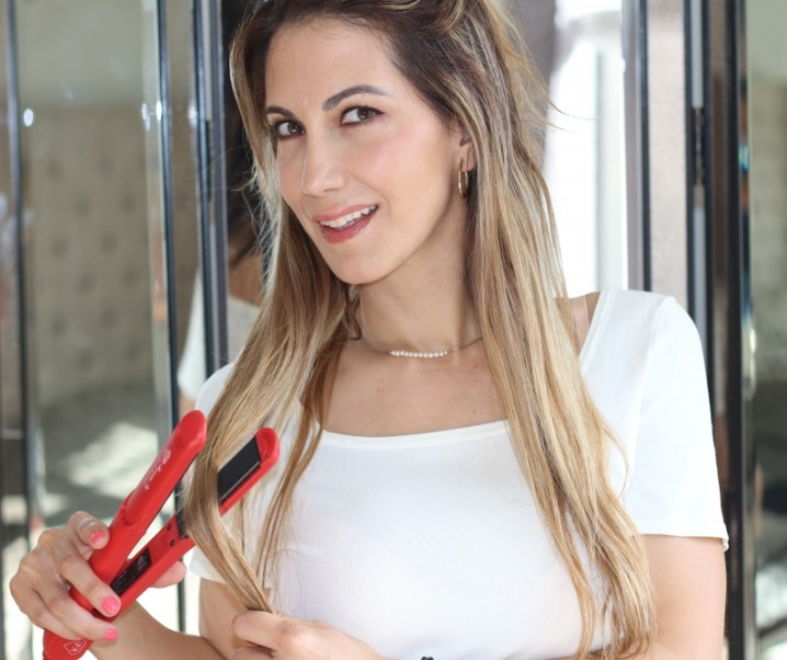 STRAIGHT HAIR IN LESS THAN 10 MINUTES! :: product review